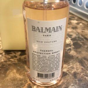 Balmain haircare thermal protection spray 6.76oz